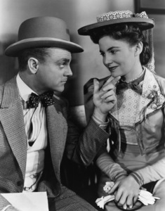James Cagney and Mary O