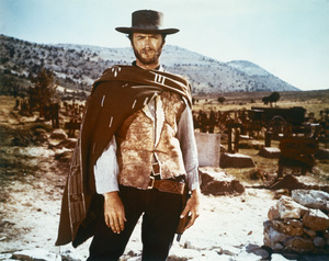 """""""For a Few Dollars More""""Clint Eastwood1965 United Artists - Image 0973_0050"""