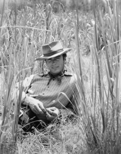 "Clint Eastwood in ""Rawhide""circa 1959Photo by Gabi Rona - Image 0973_0087"