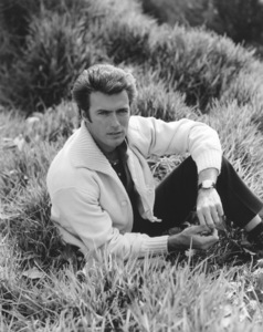 Clint Eastwood1962 Photo by Gabi Rona - Image 0973_0331