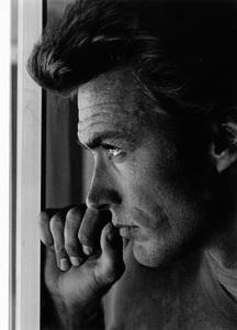 Clint Eastwood at homecirca 1960 © 1978 Gene Trindl - Image 0973_0791