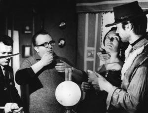 """A Fistful of Dollars""Director Sergio Leone, Clint Eastwood, Margarita Lozano 1964 Ocean Films** I.V. - Image 0973_0860"