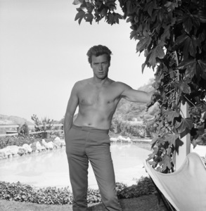 Clint Eastwood at homecirca 1961** I.V. - Image 0973_0877