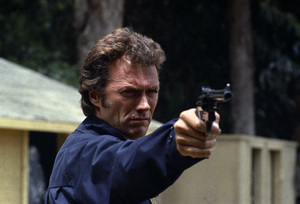 Clint Eastwood playing Inspector