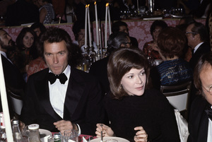 Clint Eastwood and Jessica Waltercirca 1970s© 1978 Gary Lewis - Image 0973_0919