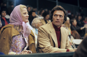 Clint Eastwood and wife Maggie Johnsoncirca 1970s© 1978 Gary Lewis - Image 0973_0936