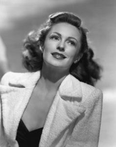 "Geraldine Fitzgerald from ""Three Strangers""1946Photo by Bert Six - Image 0974_0855"