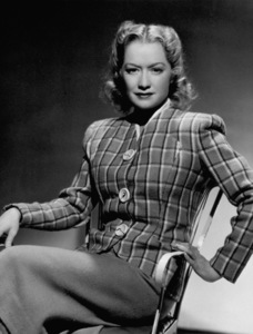Miriam Hopkins1940Photo by George Hurrell - Image 0980_0816