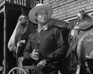 Gene Autry1953 © 1978 David Sutton - Image 0987_0030