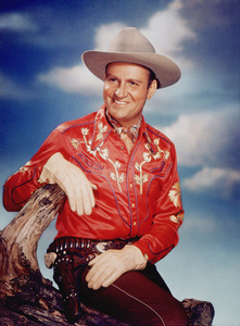"""Gene Autry in """"The Strawberry Roan"""" 1948 © 1978 Ned Scott Archive - Image 0987_0100"""