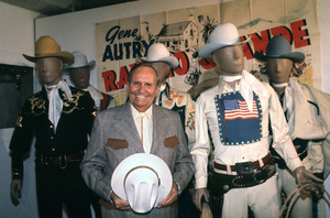 Gene Autry at the Western Heritage Museum1980 © 1980 Gunther - Image 0987_1011