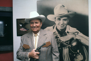 Gene Autry at the Western Heritage Museum1980 © 1980 Gunther - Image 0987_1012