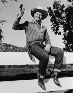 Gene Autry1953© 1978 David Sutton - Image 0987_1022
