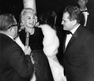 Carroll Baker with husband Jack Garfein1966Photo by Joe Shere - Image 0988_0819