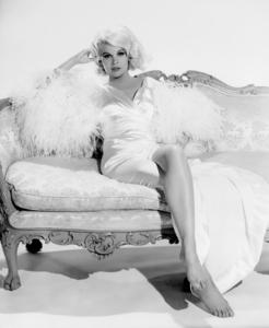 """Carroll Baker in """"Harlow""""1965 Paramount** I.V. / M.T. - Image 0988_0824"""