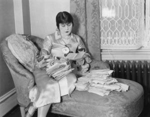 Theda BaraC. 1910