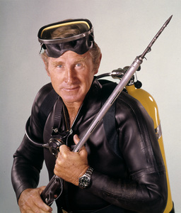 """Sea Hunt""Lloyd Bridges1961 © 1978 Gene Howard - Image 0991_0021"