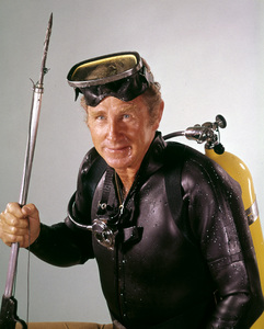 """Sea Hunt""Lloyd Bridges1961 © 1978 Gene Howard - Image 0991_0023"