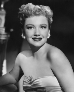 """Anne Baxter in a publicity portrait for """"I Confess""""1953 Warner BrothersPhoto by Bert Six - Image 0991_0038"""