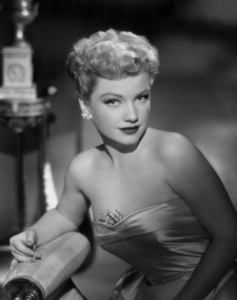 """Anne Baxter in a publicity portrait for """"I Confess""""1953 Warner BrothersPhoto by Bert Six - Image 0991_0039"""