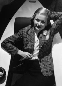 "Joan Bennett in ""Vogues of 1938""1937© 1978 Ned Scott Archive - Image 0994_0035"