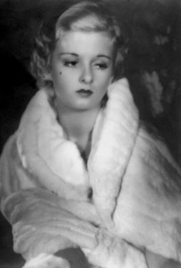 Joan BennettAugust 1932Photo by George Hurrell - Image 0994_0036