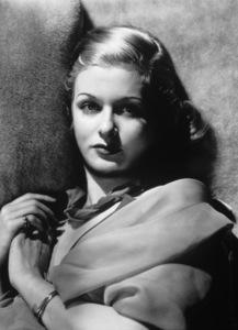 "Joan Bennett in ""Vogues of 1938""1937© 1978 Ned Scott Archive - Image 0994_0037"