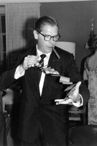 Milton Berle, 1955. © 1978 Bernie Abramson - Image 0996_0129