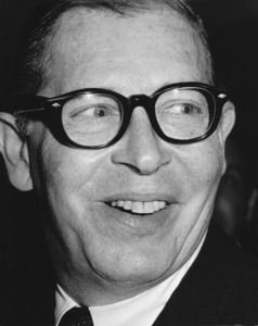Milton Berle at a party for Buddy Rich, 1966. © 1978 Chester Maydole - Image 0996_0151
