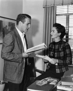 Paul Newman and Ann Blyth1957 - Image 0997_0028
