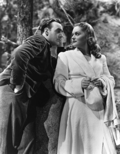 """Charles Boyer and Alexis Smith in """"The Constant Nymph""""1943 - Image 0998_0017"""