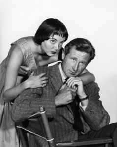 Lloyd Bridges and Carolyn Jonescirca 1960Photo by Gabi Rona - Image 0999_0037
