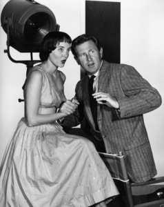 Lloyd Bridges and Carolyn Jonescirca 1960Photo by Gabi Rona - Image 0999_0041