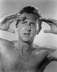 "Lloyd Bridges in ""Sea Hunt""circa 1960© 1978 Mario Casilli - Image 0999_0045"