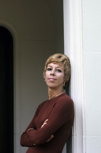 Carol Burnett at home 1971 © 1978 Mario Casilli - Image 1000_0123