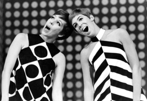 "Carol Burnett and Vicki Lawrence in ""The Carol Burnett Show""circa 1967** I.V. / M.T. - Image 1000_0171"