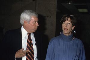 Carol Burnett and Rick Ingersollcirca 1980s© 1980 Gary Lewis - Image 1000_0172