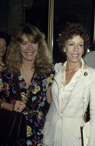 Carol Burnett and Jill Clayburghcirca 1980s© 1980 Gary Lewis - Image 1000_0174
