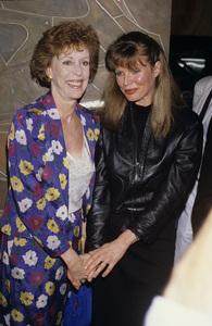 Carol Burnett and Kim Basingercirca 1980s© 1980 Gary Lewis - Image 1000_0175