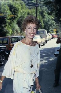 Carol Burnettcirca 1980s© 1980 Gary Lewis - Image 1000_0176