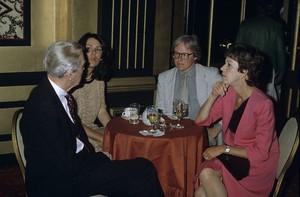 Carol Burnett and James Stewartcirca 1980s© 1980 Gary Lewis - Image 1000_0180
