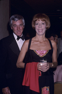 Carol Burnett and husband Joe Hamiltoncirca 1970s© 1978 Gary Lewis - Image 1000_0183