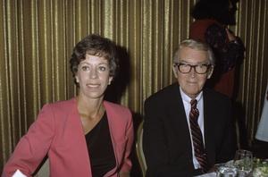 Carol Burnett and James Stewartcirca 1980s© 1980 Gary Lewis - Image 1000_0184