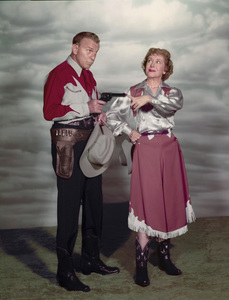 George Burns and Gracie Allencirca 1950sPhoto by Gabi Rona - Image 1001_0017