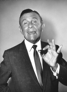George Burns, 1955. - Image 1001_0018