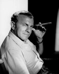 George Burnsc. 1955/CBSPhoto by Gabi Rona - Image 1001_0020