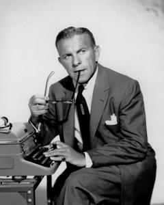 George Burnsc. 1955/CBSPhoto by Gabi Rona - Image 1001_0043