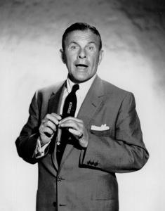 George Burnsc. 1954/CBSPhoto by Gabi Rona - Image 1001_0604