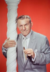 George Burns , 1958. © 1978 Wallace Seawell - Image 1001_0630
