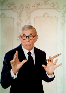 George Burns, c. 1980. © 1980 Wallace Seawell - Image 1001_0631